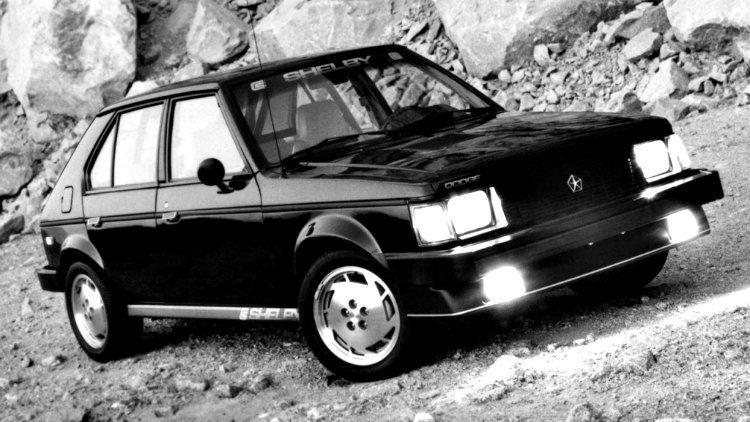 Dodge Shelby Omni GLHS '86