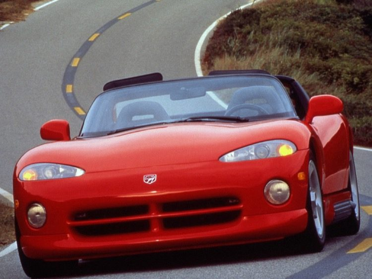 Dodge Viper RT/10 (SR-1) '88 - '95