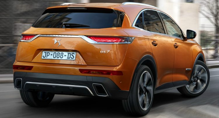 DS 7 Crossback (X74) '19