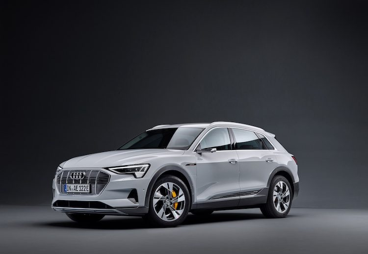 Audi e e-tron