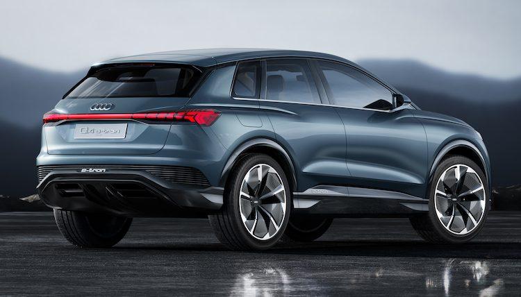 Audi Q4 e-tron embargo