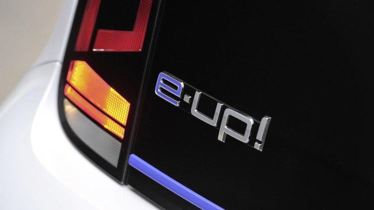 Sterk verbeterde actieradius voor elektrische Volkswagen up!
