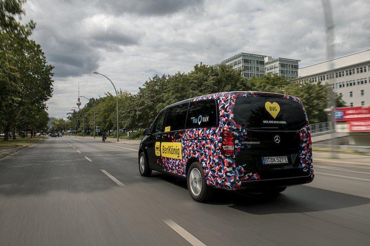 Alles wat je moet weten over de Mercedes eVito Tourer