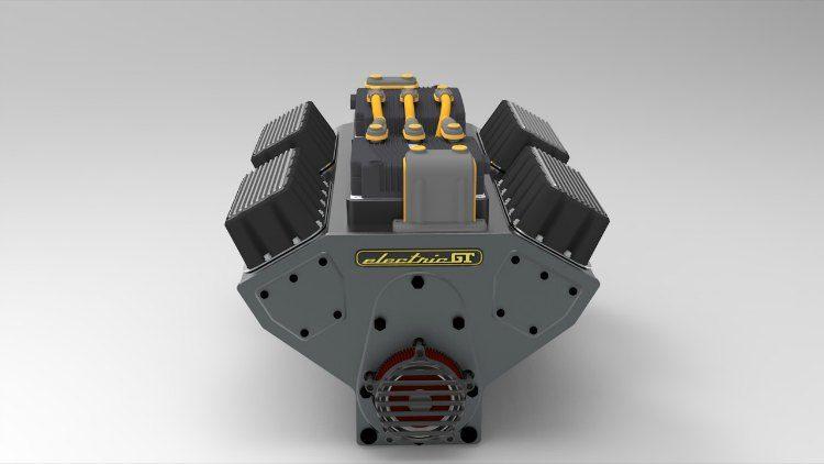 Electric GT LandCruiser