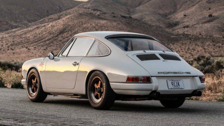 Emory Porsche 911-K '68