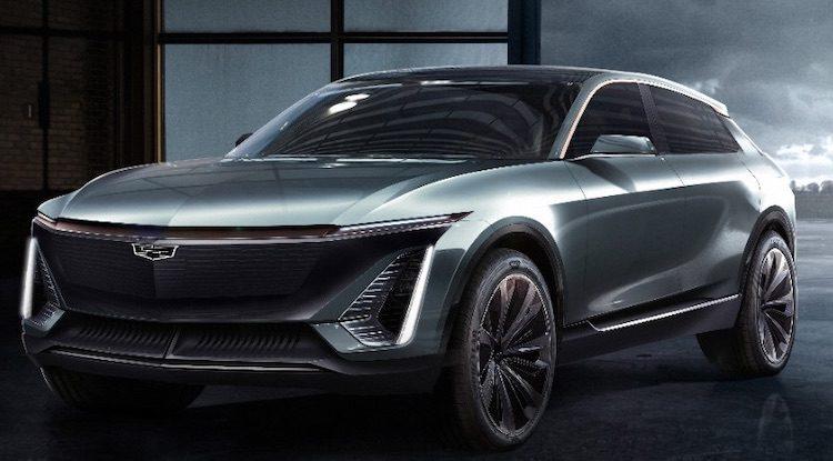 Dit is de eerste elektrische auto van Cadillac