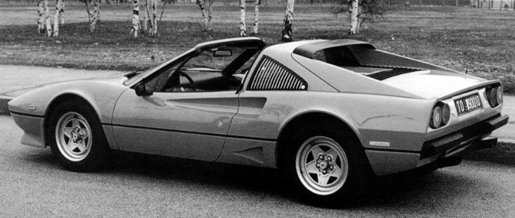 Ferrari 208 GTS '80