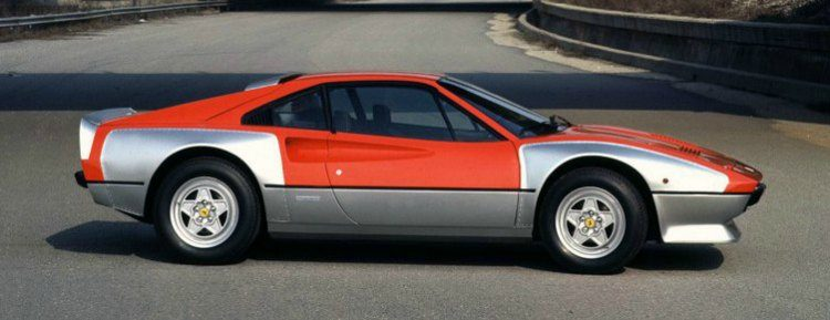 Ferrari 308 GTB Mille Chiodi '77