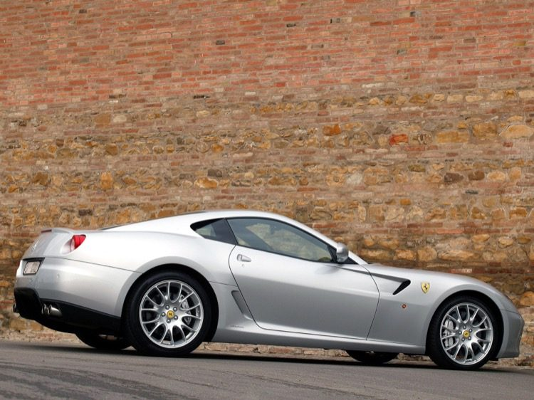 Ferrari 599 GTB Fiorano '06