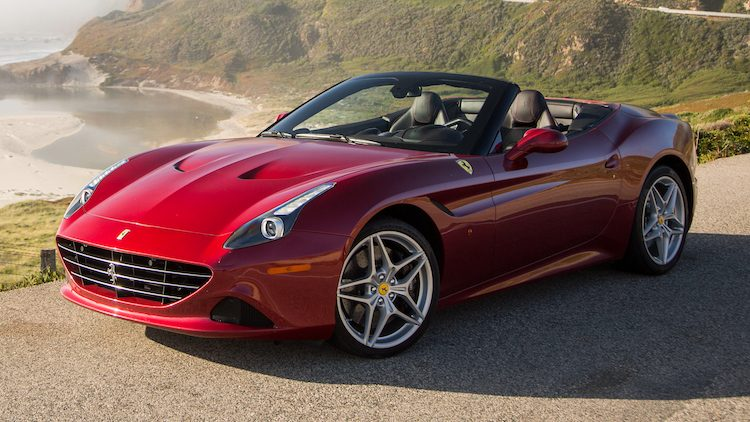 Ferrari California T '16