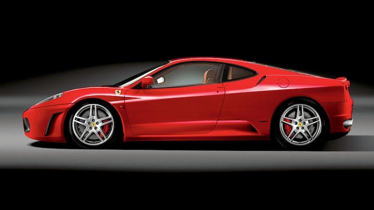 Ferrari F430 Coupé