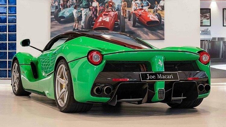 Ferrari LaFerrari Jay Kay '14