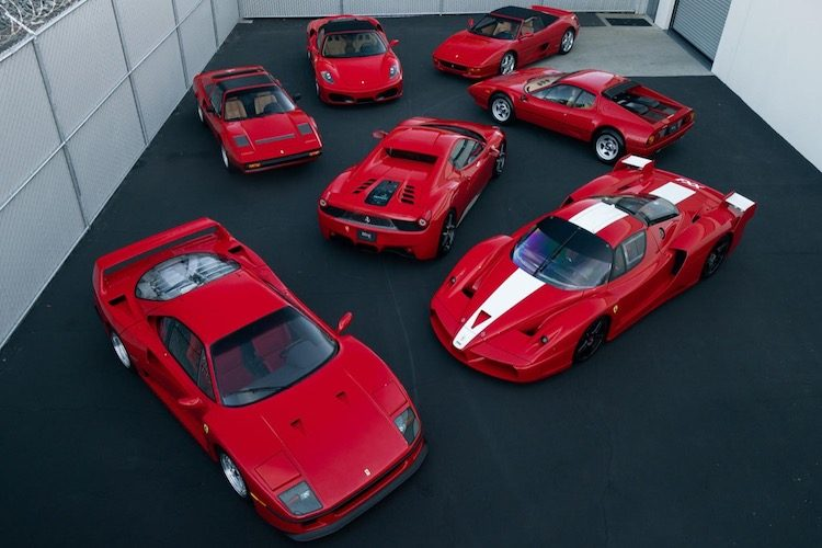 Ferrari Ming Collection RM Sotheby's
