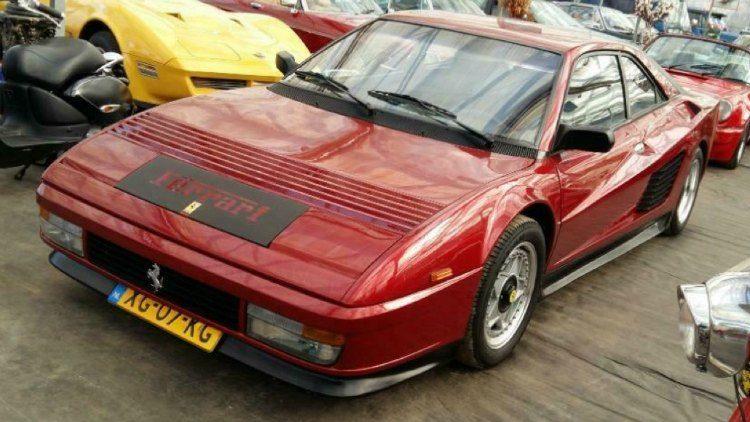 Ferrari Monditesta