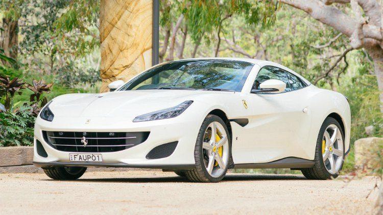 Ferrari Portofino '19
