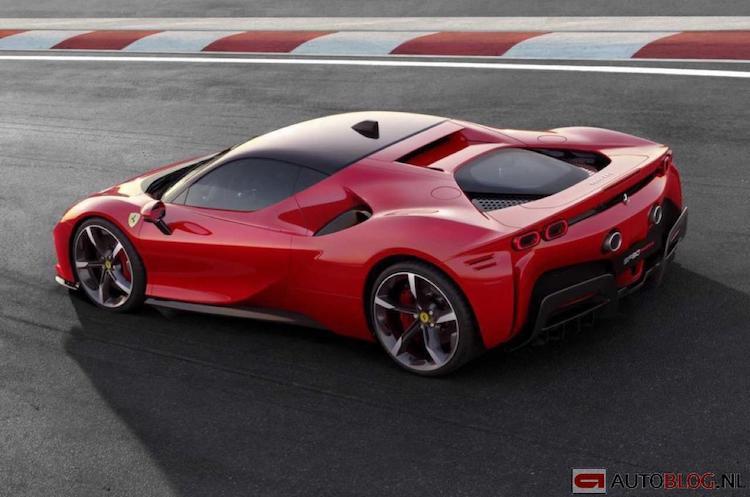 Ferrari SF90 Stradale '19