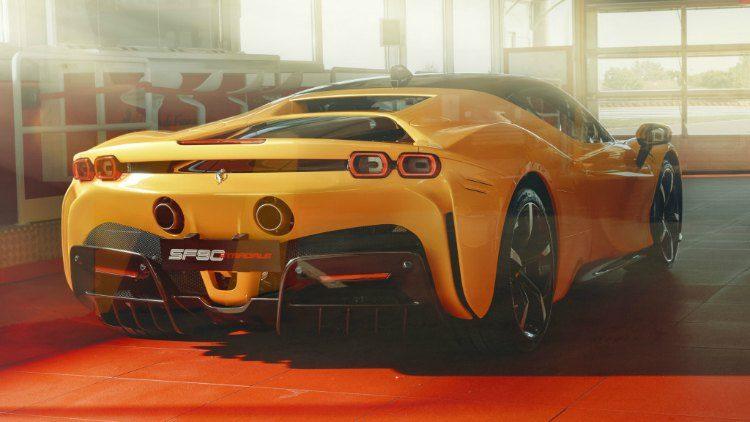 Ferrari SF-90