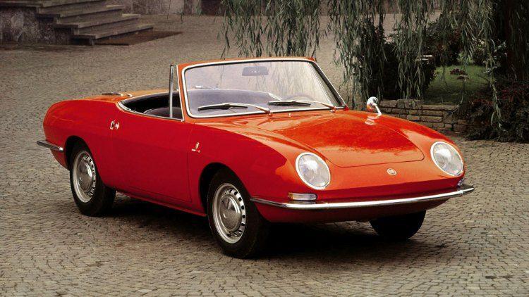 Fiat 850 Spider '65