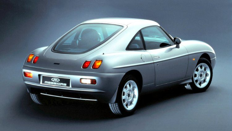 Fiat Barchetta Coupe