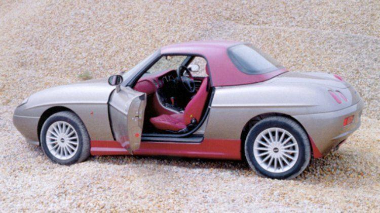 Fiat Barchetta RHD Concept '00
