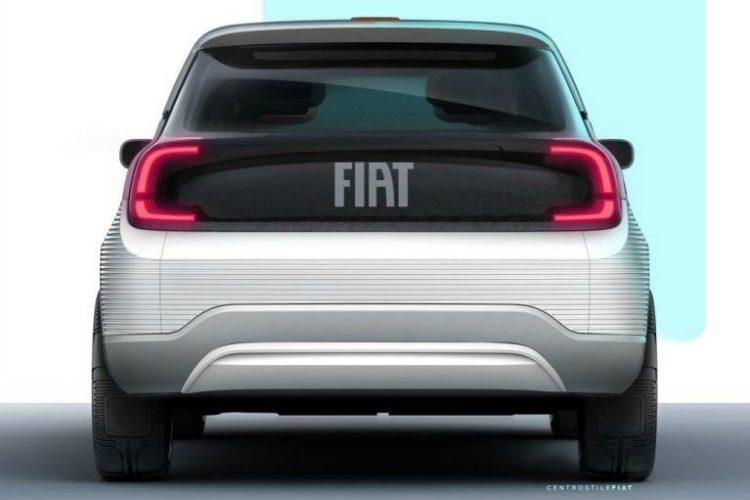 Fiat Centoventi Concept '19