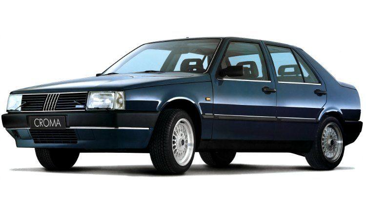 Fiat Croma Turbo i.e. '91