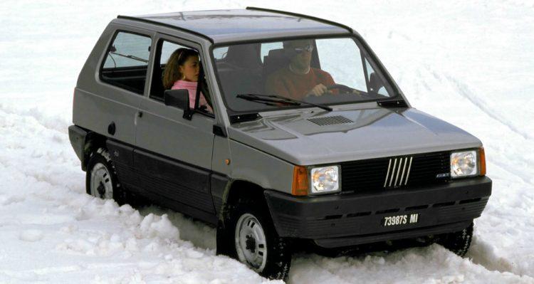Fiat Panda 4x4 (139) '83