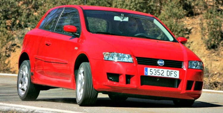 Fiat Stilo Abarth Michael Schumacher 1.9 JTD 16v (192) '06