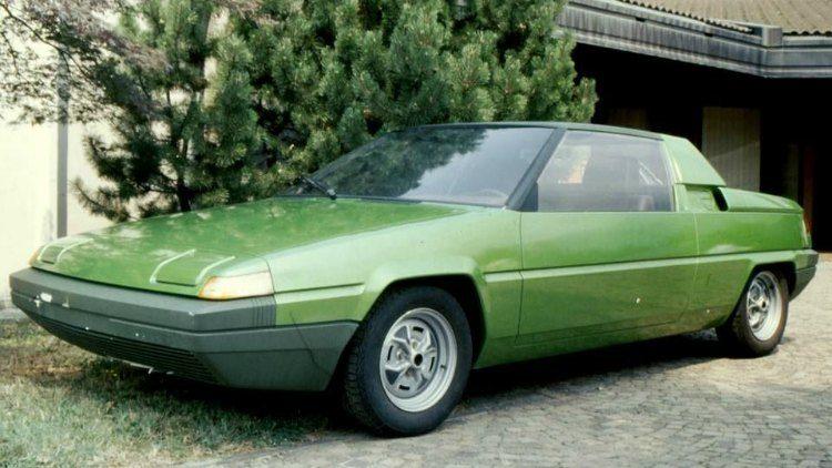 Fiat X1/10 Prototype '79