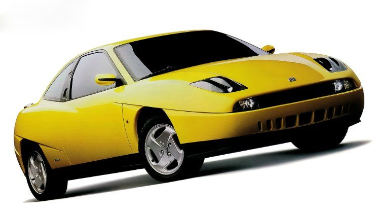 Fiat Coupe 2.0 20v Turbo '99