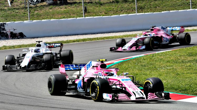 Force India '18
