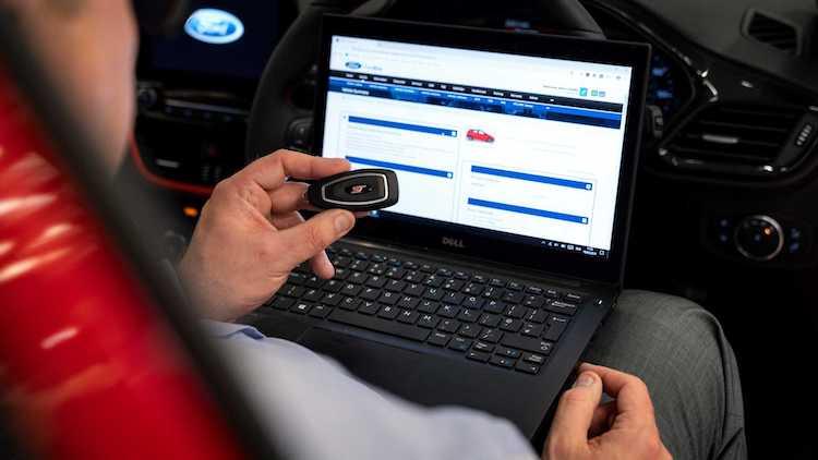 Ford komt met dé oplossing tegen keyless entry-diefstal