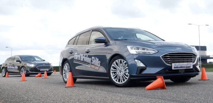 Ford Driving Skills for Life weer een groot succes!
