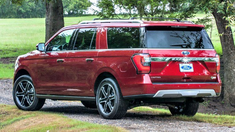 Ford Expedition Texas Edition '18