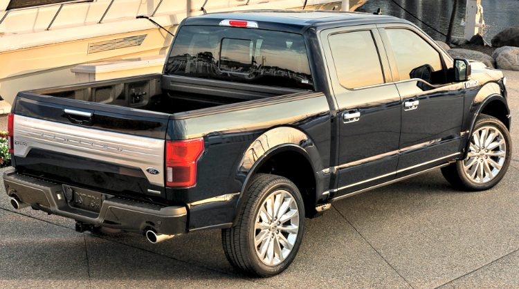 Ford F-150 Limited SuperCrew '18