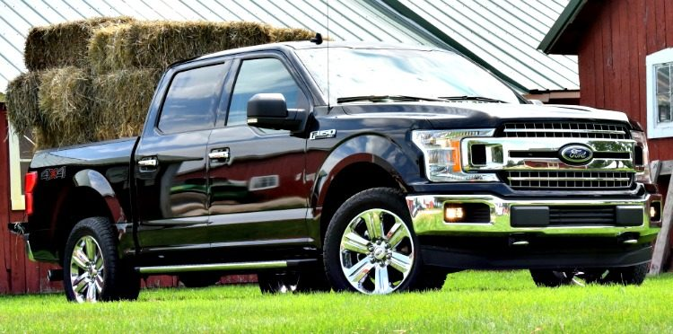 Ford F-150 XLT SuperCrew Appearance Package '19