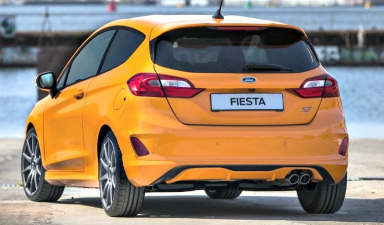 Ford Fiesta ST Performance Edition '19