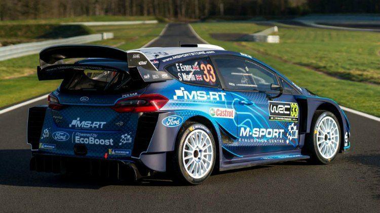 Ford Fiesta WRC '19