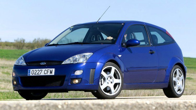 Ford Focus RS '02