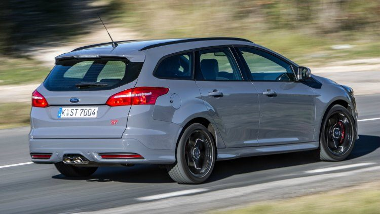 Ford Focus ST Turnier (DYB) '14