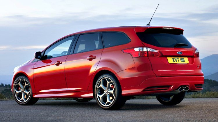 Ford Focus ST Wagon '19