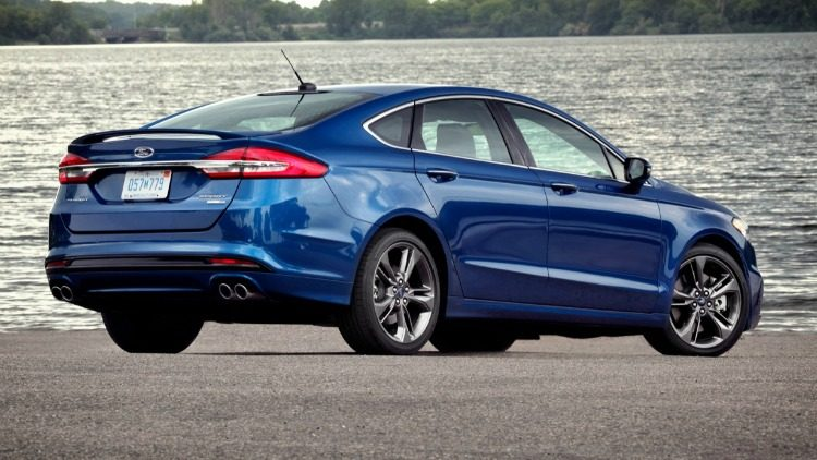 Ford Fusion Sport '19