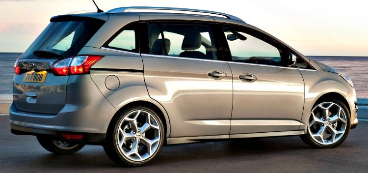 Ford Grand C-Max '10