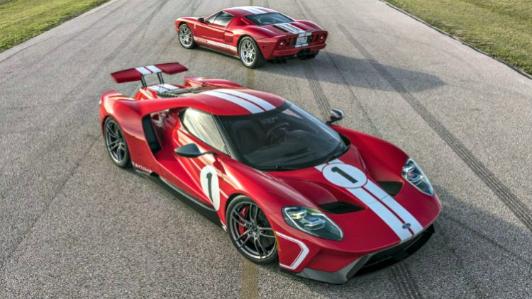 Ford GT '06 - GT '18
