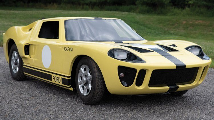Ford GT 40 Mini by SCAF '68