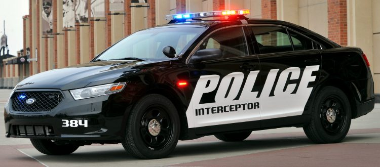 Ford Interceptor Sedan '14