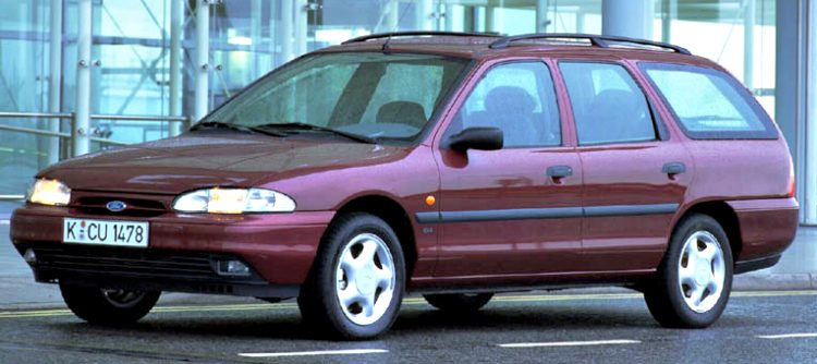Ford Mondeo Wagon 2.0 CLX AWD '96