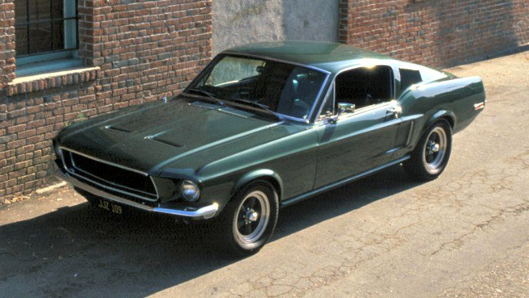 Ford Mustang GT390 '68