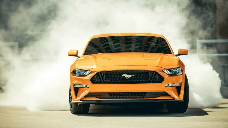 Lebanon Ford Performance Mustang GT '20