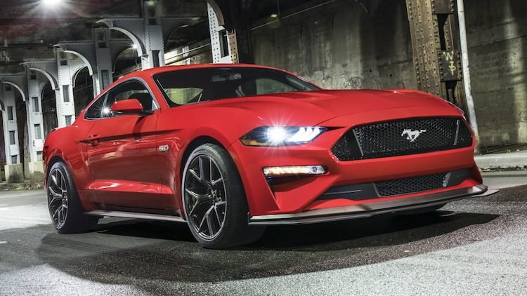 Ford Mustang GT Performance Pack 2 '19